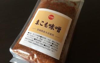 マコモ味噌